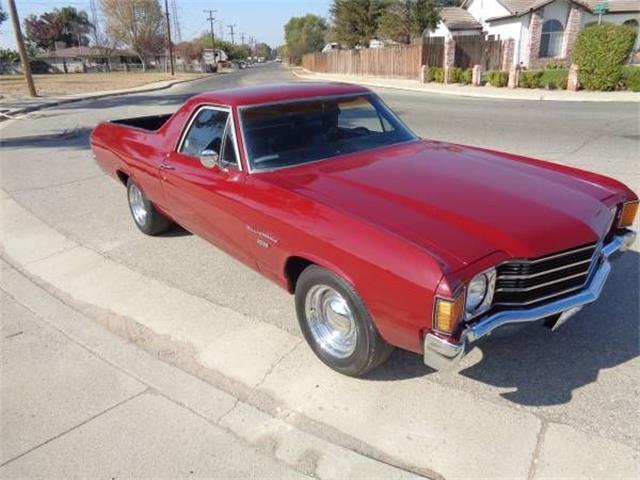 1972 Chevrolet El Camino (CC-1334569) for sale in Cadillac, Michigan
