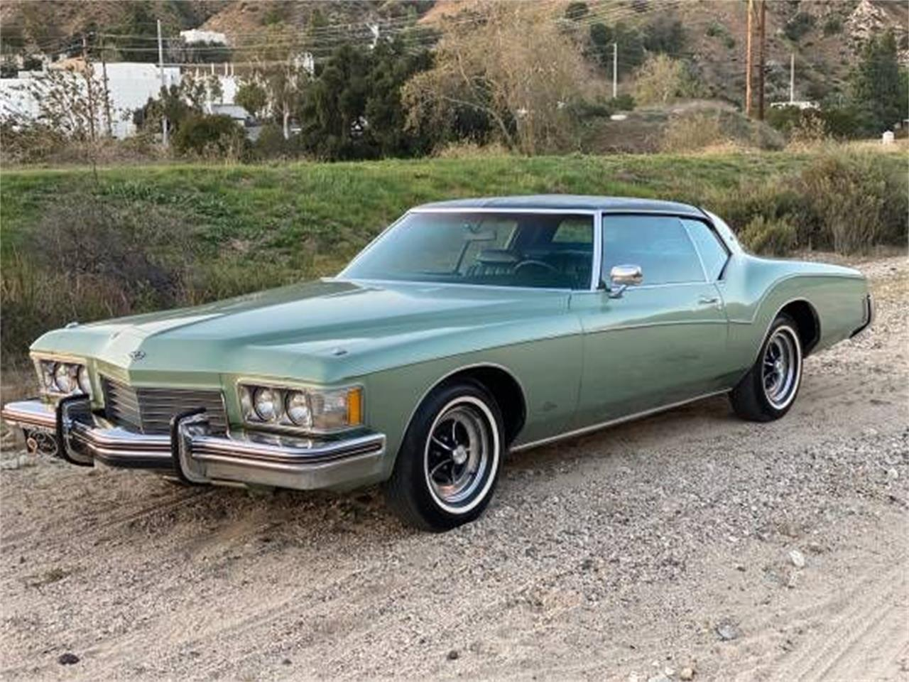 1973 Buick Riviera (CC-1334570) for sale in Cadillac, Michigan