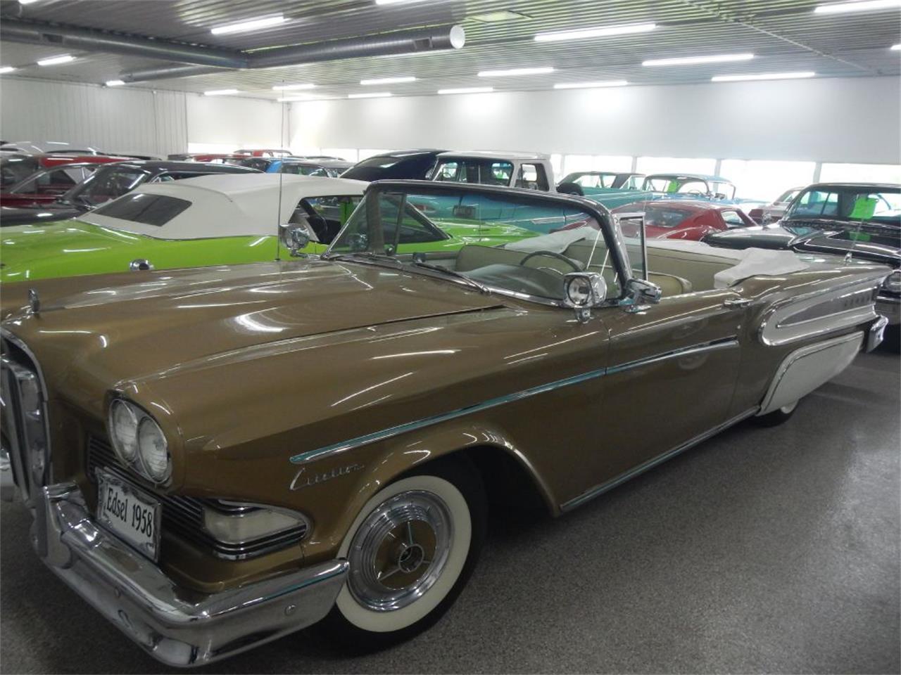 1958 Edsel Citation (CC-1334574) for sale in Celina, Ohio