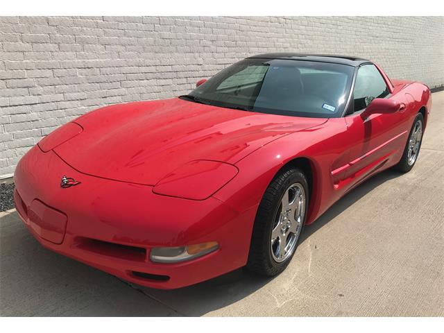 1998 Chevrolet Corvette (CC-1330458) for sale in Fort Worth, Texas