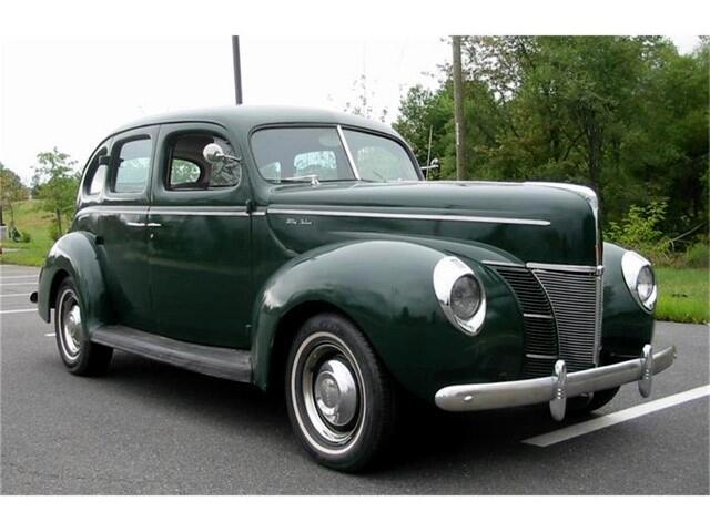 1940 Ford Deluxe (CC-1334591) for sale in Harpers Ferry, West Virginia