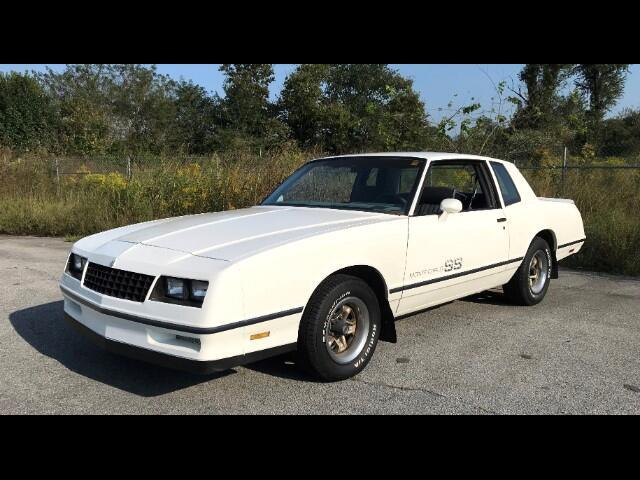 1984 Chevrolet Monte Carlo (CC-1334592) for sale in Harpers Ferry, West Virginia