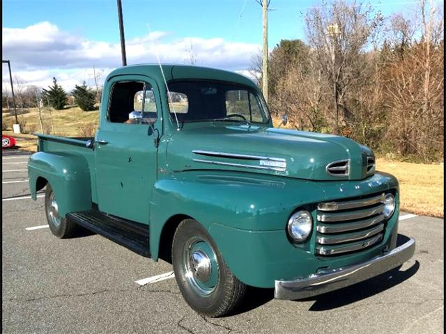 1950 Ford F1 (CC-1334593) for sale in Harpers Ferry, West Virginia