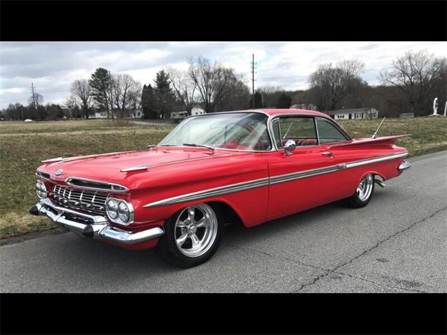1959 Chevrolet Impala (CC-1334609) for sale in Harpers Ferry, West Virginia