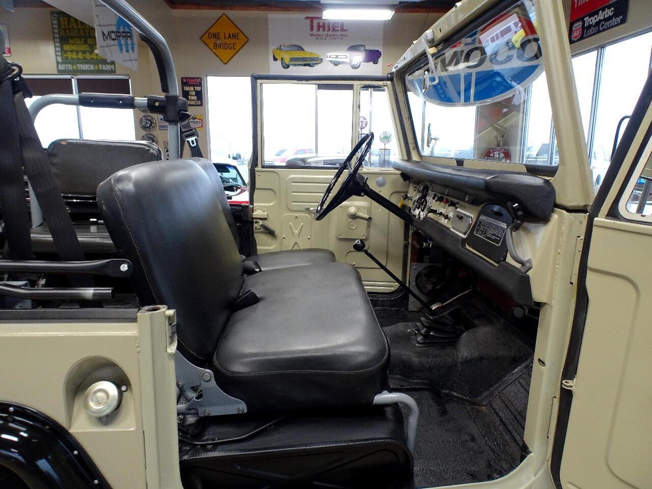 1968 Toyota Land Cruiser FJ40 (CC-1334611) for sale in De Witt, Iowa