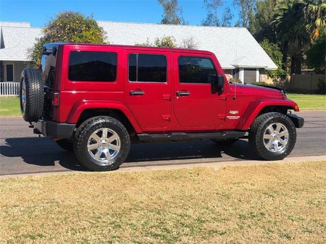 2012 Jeep Wrangler (CC-1334622) for sale in Tempe, Arizona