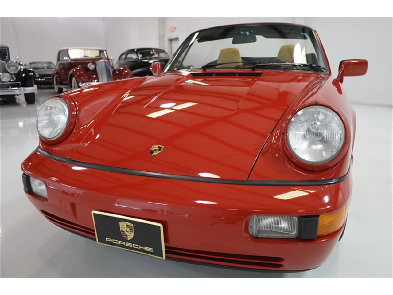 1991 Porsche 911 Carrera 4 Cabriolet (CC-1334635) for sale in Saint Louis, Missouri