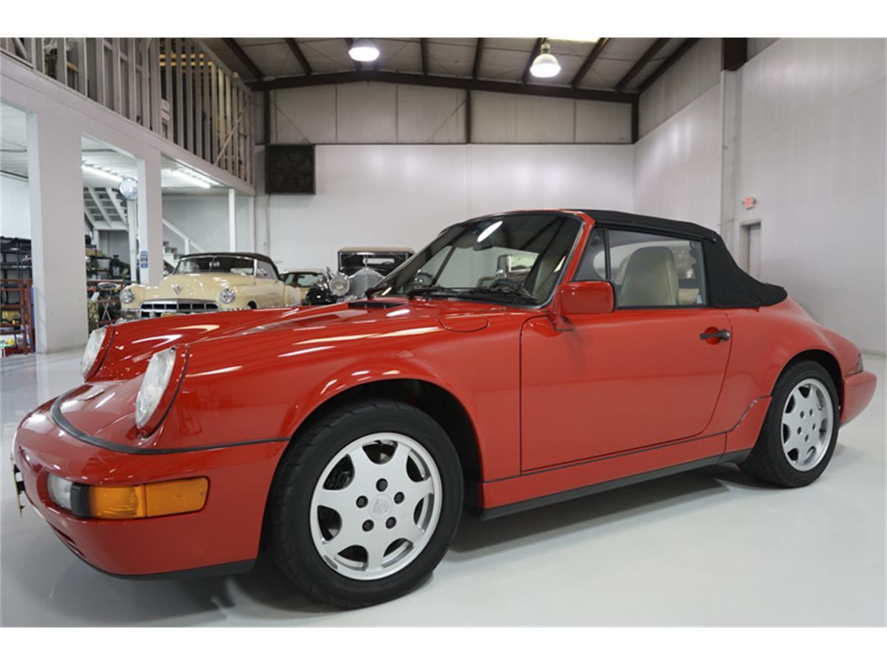 1991 Porsche 911 Carrera 4 Cabriolet (CC-1334635) for sale in Saint Louis, Missouri