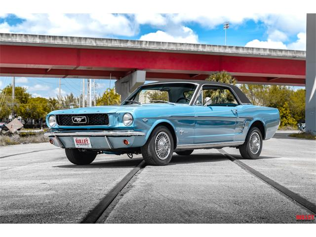 1966 Ford Mustang (CC-1334638) for sale in Fort Lauderdale, Florida