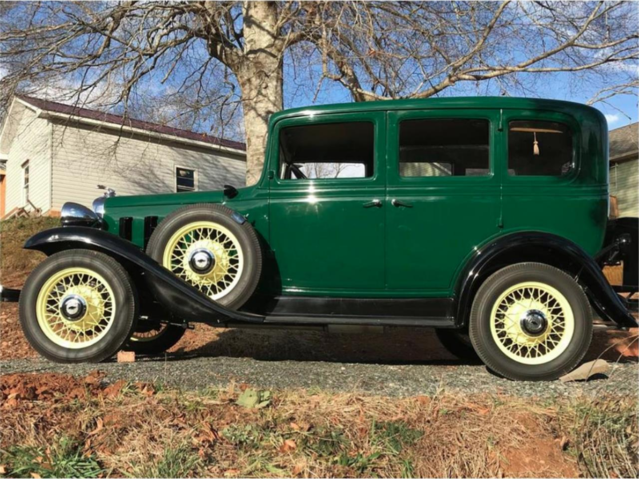 1932 Chevrolet Touring (CC-1334652) for sale in Weaverville, North Carolina