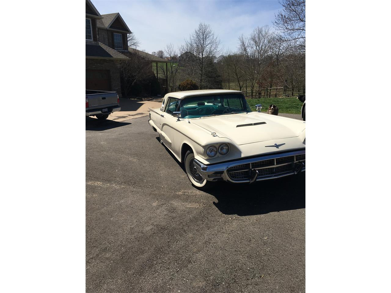 1960 Ford Thunderbird (CC-1334653) for sale in Ozark, Missouri