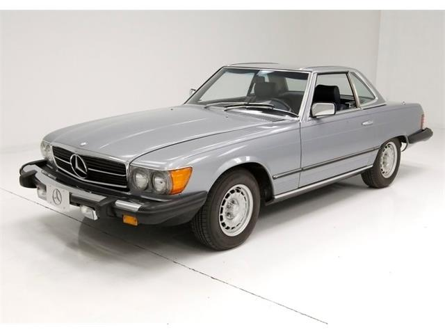 1982 Mercedes-Benz 380 (CC-1334673) for sale in Morgantown, Pennsylvania