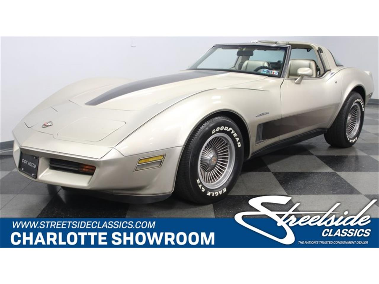 1982 Chevrolet Corvette (CC-1334678) for sale in Concord, North Carolina