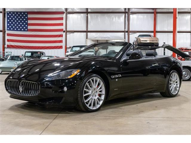 2012 Maserati GranTurismo (CC-1334681) for sale in Kentwood, Michigan