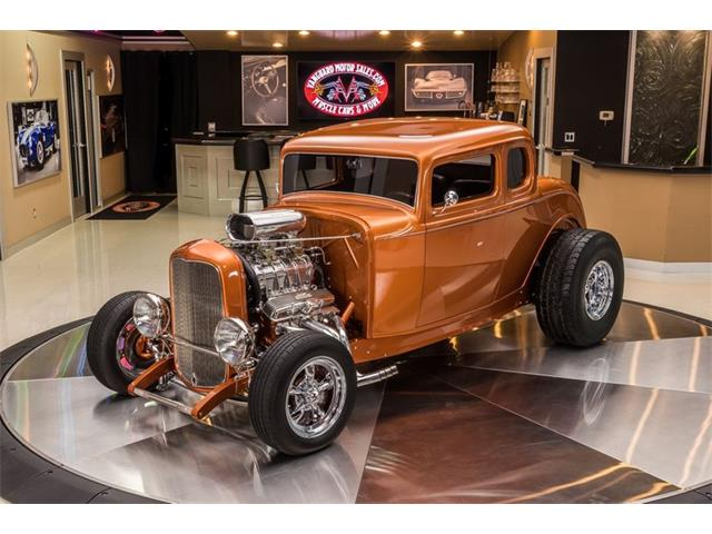 1932 Ford 5-Window Coupe (CC-1334683) for sale in Plymouth, Michigan