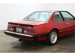 1987 BMW M6 (CC-1334690) for sale in Beverly Hills, California