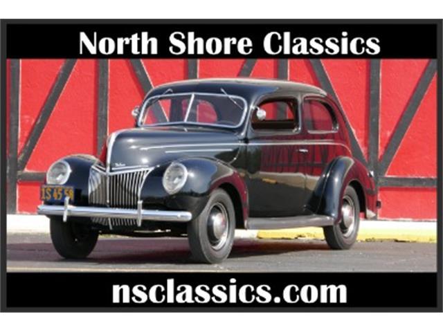 1939 Ford Tudor (CC-1334695) for sale in Mundelein, Illinois