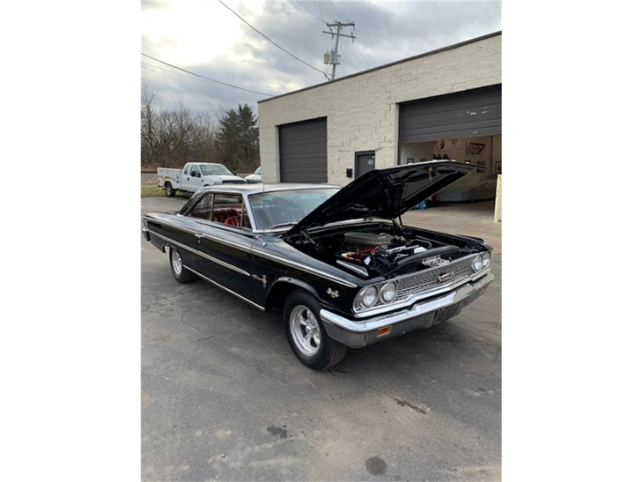 1963 Ford Galaxie (CC-1334697) for sale in Mundelein, Illinois