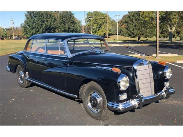 1960 Mercedes-Benz 300 (CC-1334721) for sale in West Chester, Pennsylvania