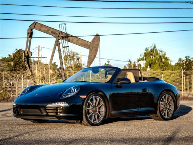 2012 Porsche 911S (CC-1334735) for sale in Marina Del Rey, California