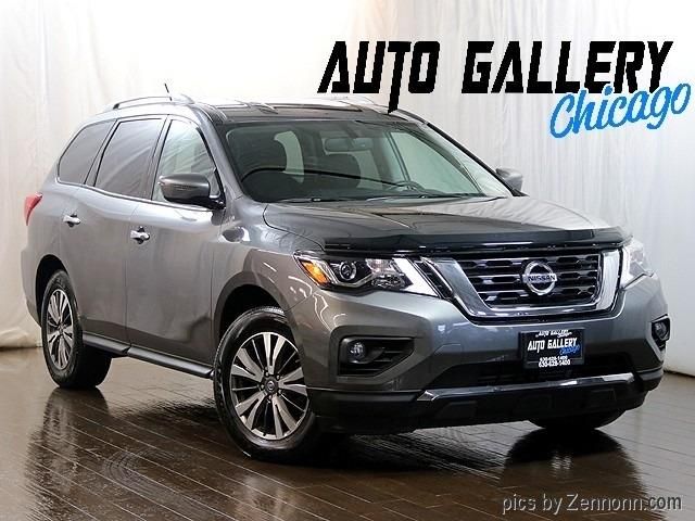 2017 Nissan Pathfinder (CC-1334740) for sale in Addison, Illinois
