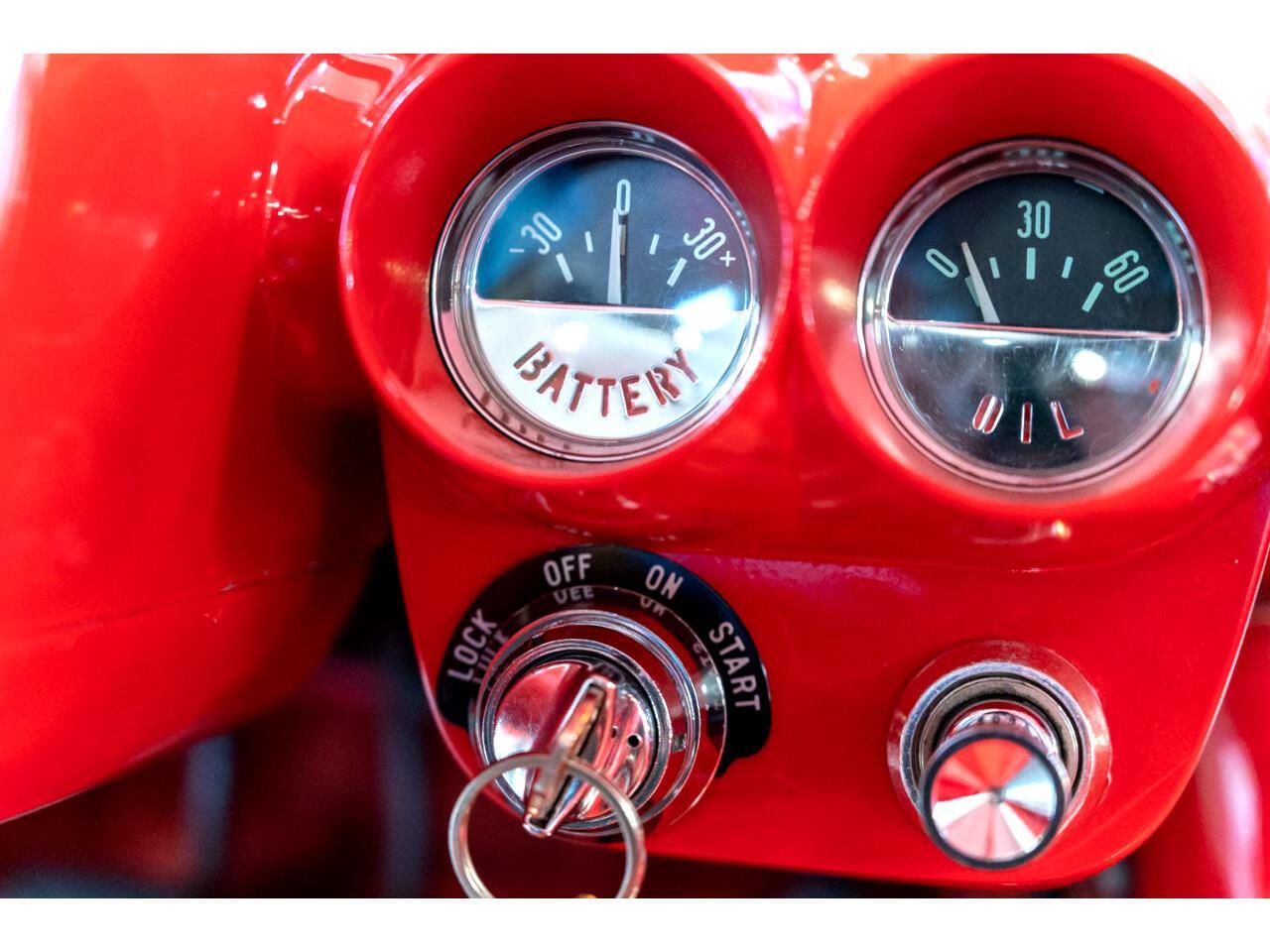 1961 Chevrolet Corvette (CC-1334744) for sale in Salem, Ohio