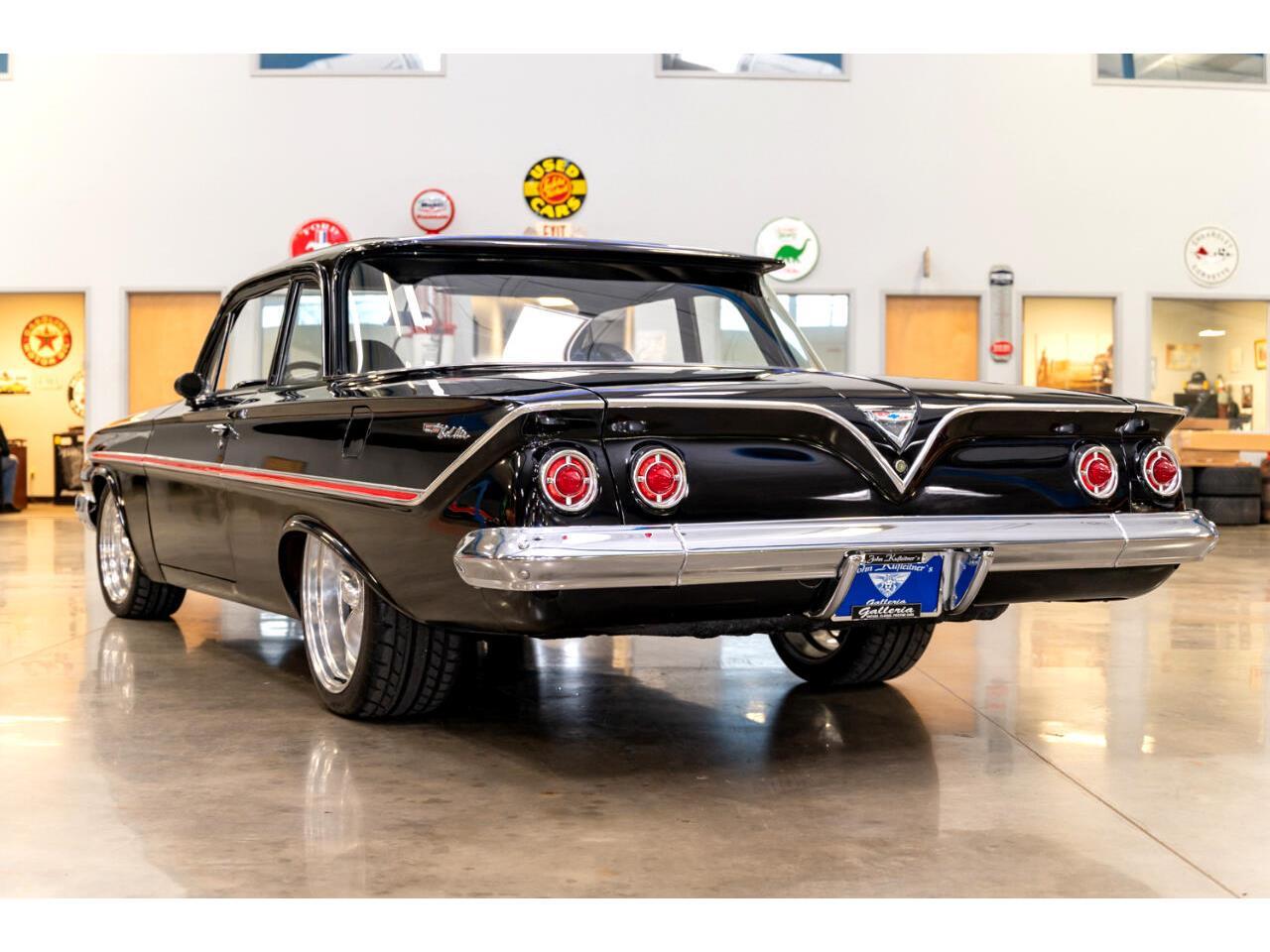 1961 Chevrolet Bel Air (CC-1334746) for sale in Salem, Ohio