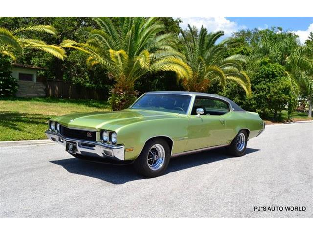 1972 Buick Skylark (CC-1334747) for sale in Clearwater, Florida