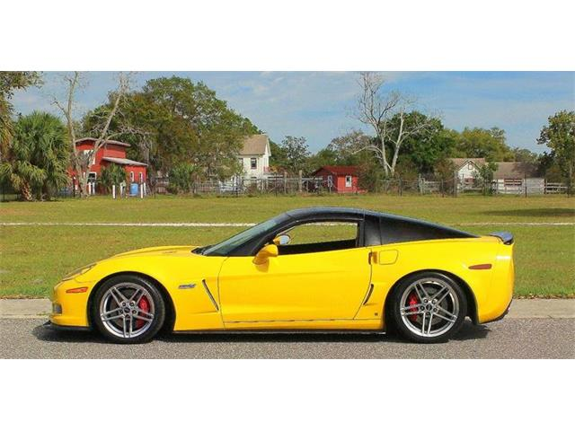 2007 Chevrolet Corvette (CC-1334750) for sale in Clearwater, Florida