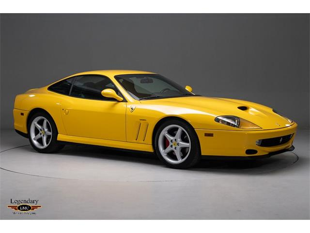 2001 Ferrari 550 Maranello (CC-1334753) for sale in Halton Hills, Ontario