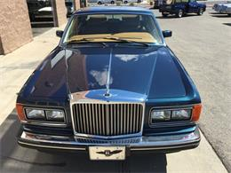 1988 Bentley Mulsanne S (CC-1334761) for sale in Henderson, Nevada