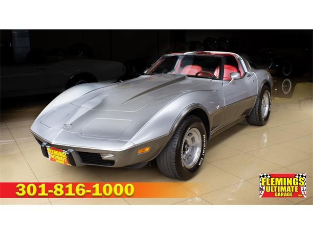 1978 Chevrolet Corvette (CC-1334767) for sale in Rockville, Maryland