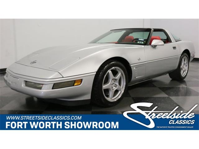 1996 Chevrolet Corvette (CC-1330477) for sale in Ft Worth, Texas
