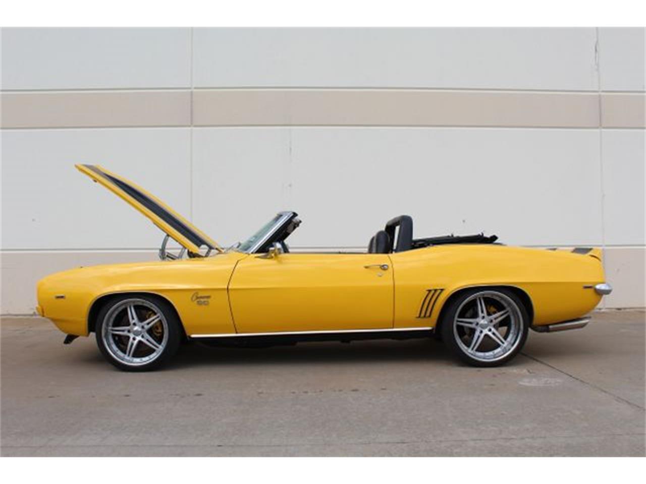 1969 Chevrolet Camaro (CC-1334778) for sale in Houston, Texas