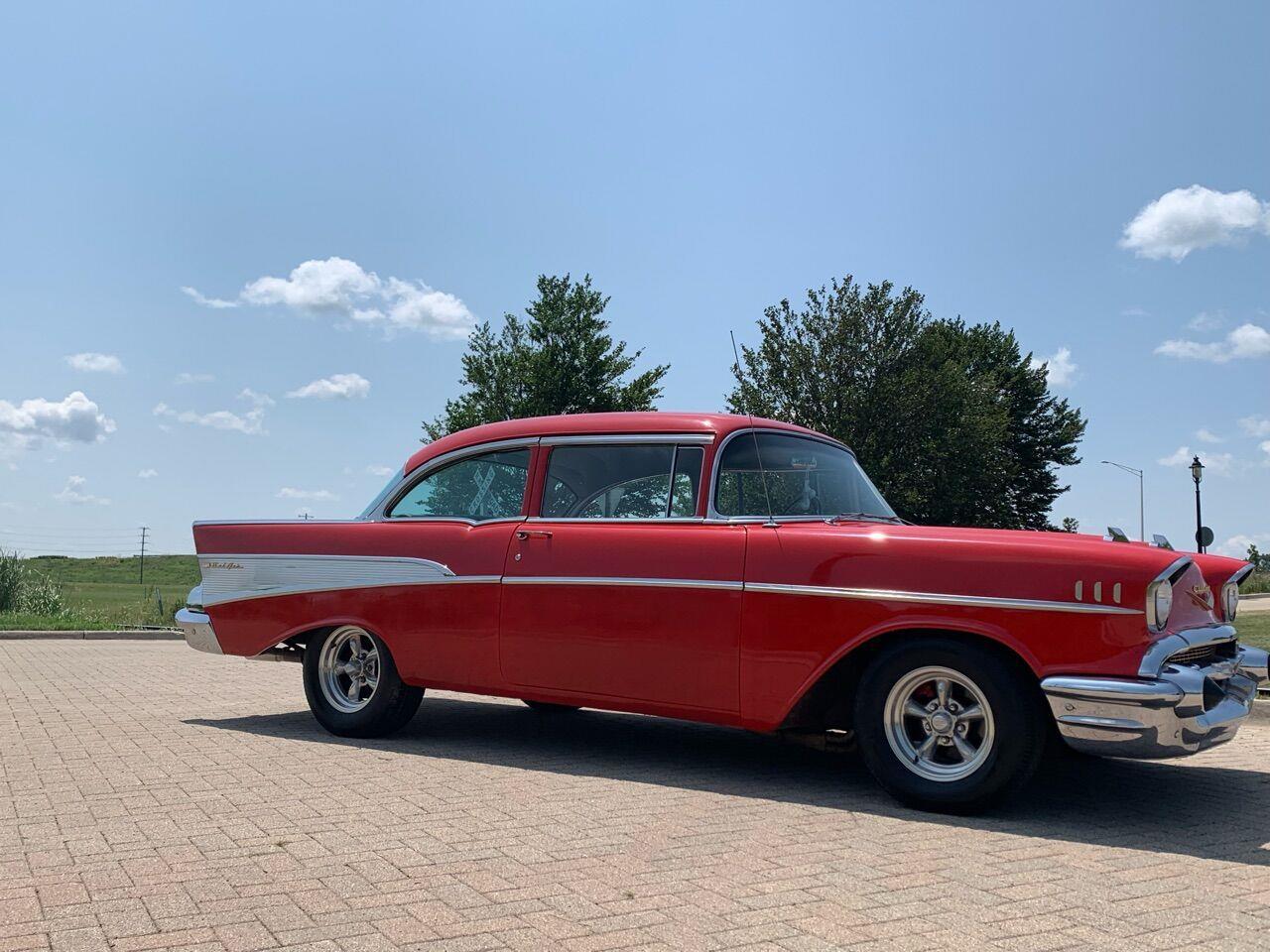 1957 Chevrolet Bel Air (CC-1334790) for sale in Geneva, Illinois