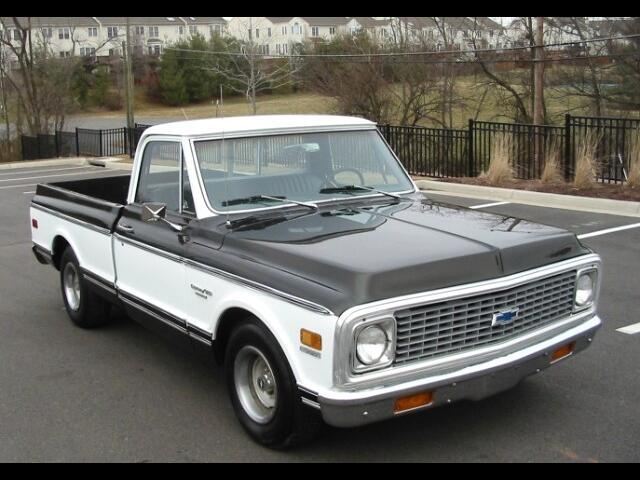 1972 Chevrolet C10 (CC-1334814) for sale in Harpers Ferry, West Virginia
