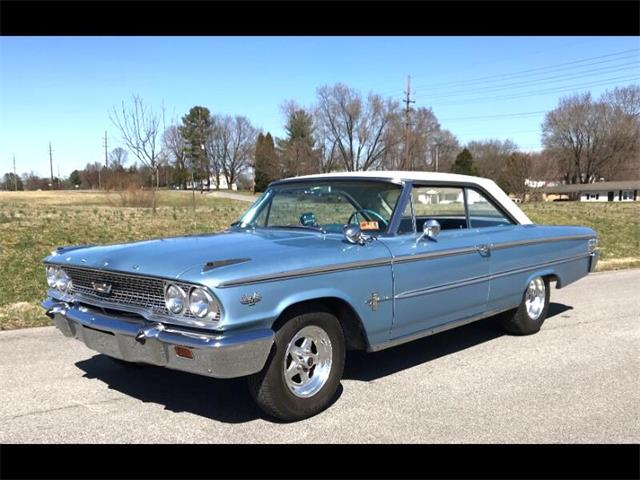 1963 Ford Galaxie 500 (CC-1334829) for sale in Harpers Ferry, West Virginia