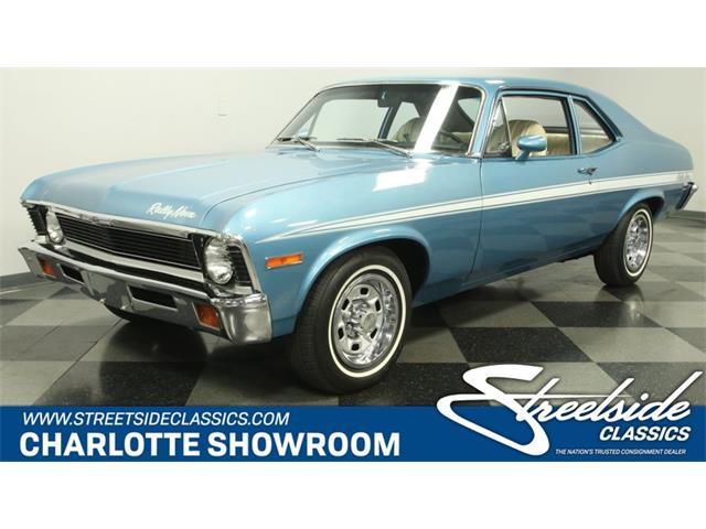 1972 Chevrolet Nova (CC-1330483) for sale in Concord, North Carolina