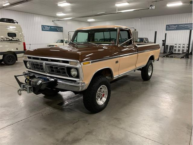 1976 Ford F250 (CC-1334835) for sale in Holland , Michigan