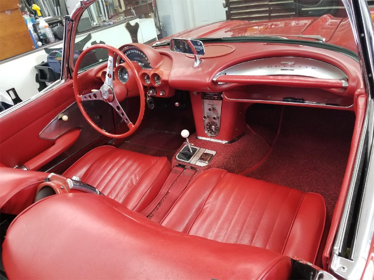 1960 Chevrolet Corvette (CC-1334854) for sale in San Antonio , Florida