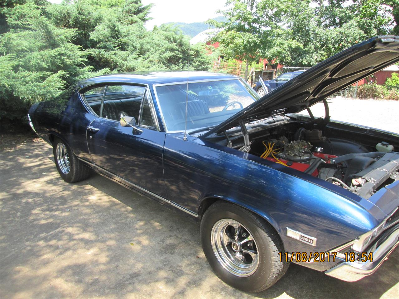 1968 Chevrolet Chevelle SS (CC-1334859) for sale in Leicester, North Carolina