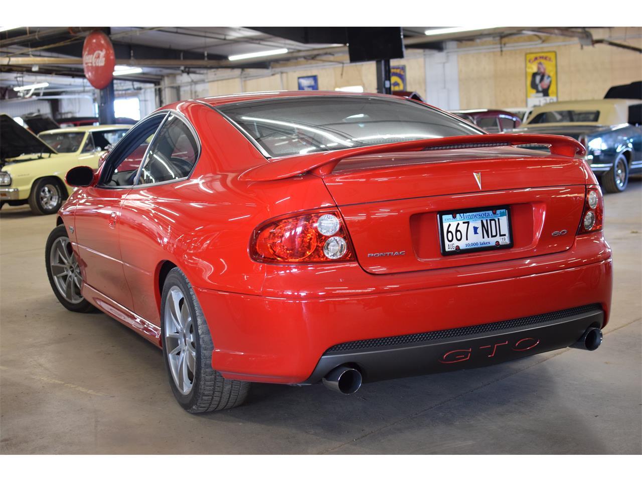 2005 Pontiac GTO (CC-1334862) for sale in Watertown, Minnesota
