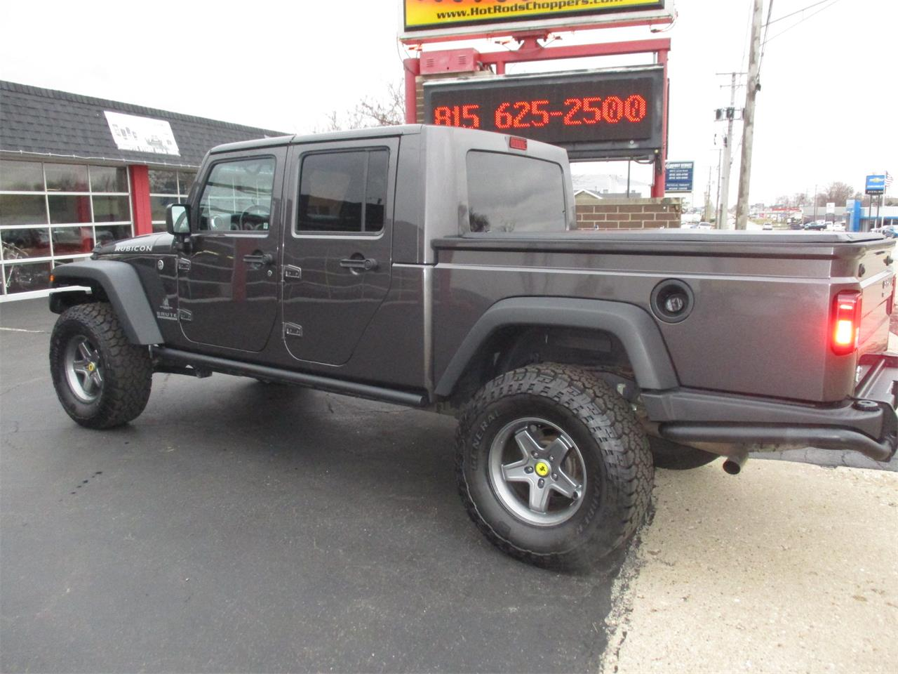 2016 Jeep Wrangler (CC-1334863) for sale in Sterling, Illinois