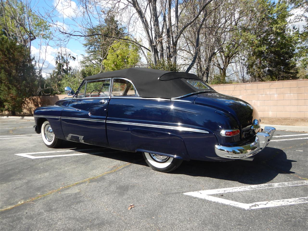 1949 Mercury Convertible (CC-1334870) for sale in woodland hills, California