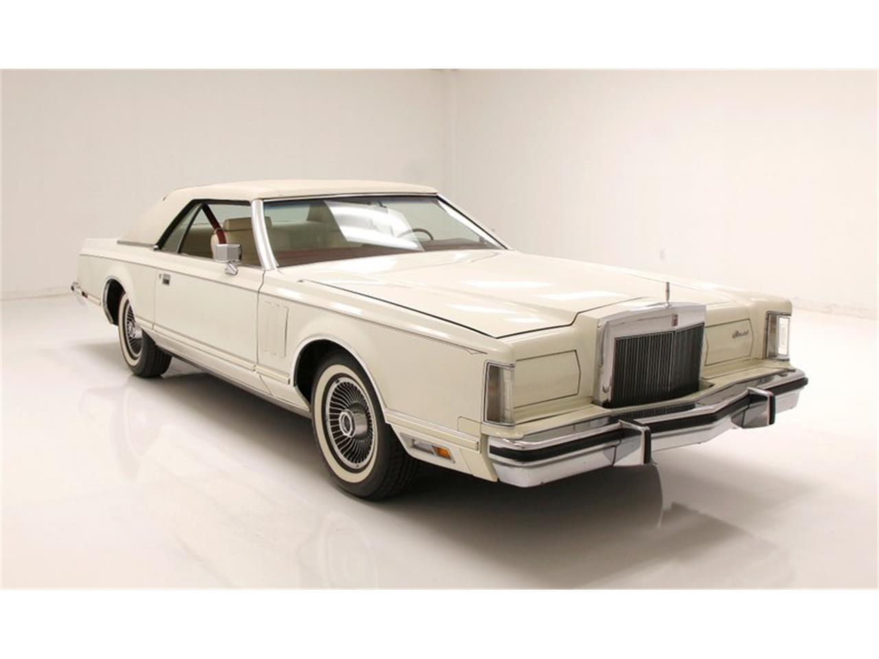 1979 Lincoln Continental (CC-1334875) for sale in Morgantown, Pennsylvania