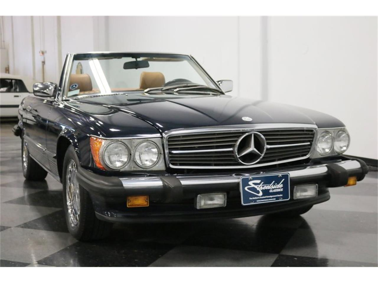 1987 Mercedes-Benz 560SL (CC-1334877) for sale in Ft Worth, Texas