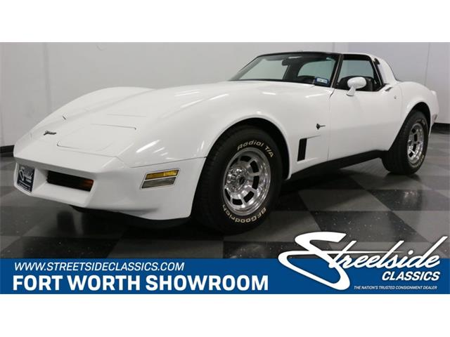 1981 Chevrolet Corvette (CC-1334879) for sale in Ft Worth, Texas