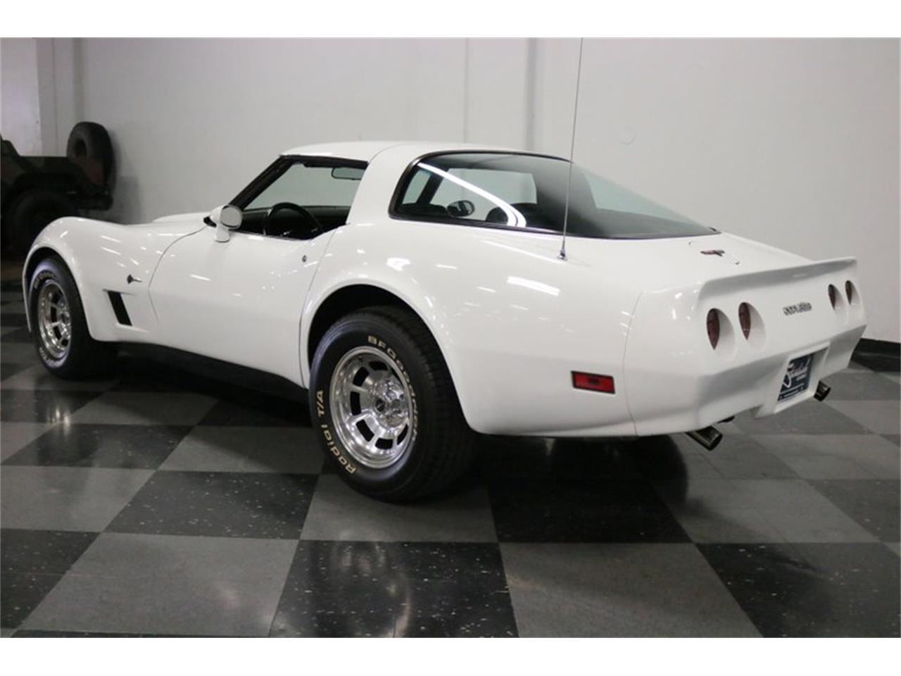 1981 Chevrolet Corvette (CC-1334879) for sale in Ft Worth, Texas