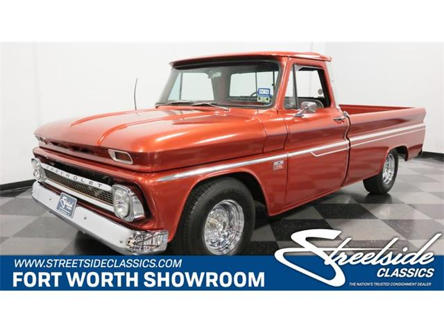 1966 Chevrolet C10 (CC-1330488) for sale in Ft Worth, Texas
