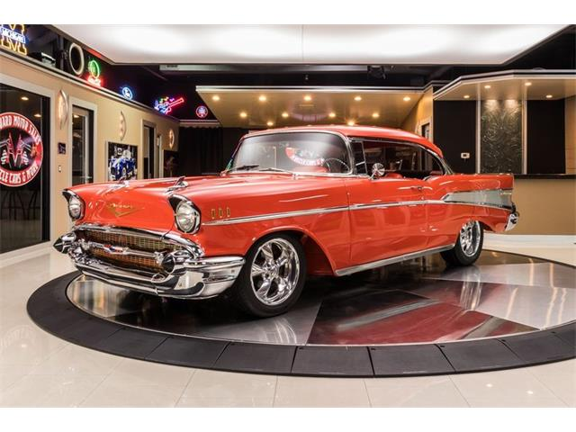 1957 Chevrolet Bel Air (CC-1334886) for sale in Plymouth, Michigan